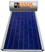 ηλιακος θερμοσιφωνας ASSOS 160 λιτρα