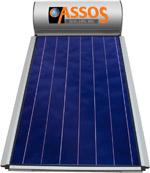 ηλιακος θερμοσιφωνας ASSOS 200 λιτρα
