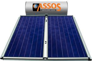 ηλιακοι θερμοσιφωνες ASSOS 200 λιτρα