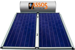 ηλιακοι θερμοσιφωνες ASSOS 300 λιτρα